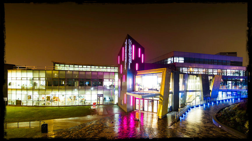 Student Union (foto http://www.sheffield.ac.uk)